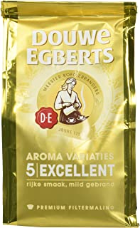 2 Packs Douwe Egberts Excellent Aroma Ground Coffee x 8.8oz/250g