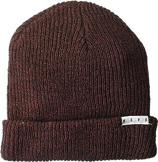 NEFF قبعة رجالية مطوية هيذر