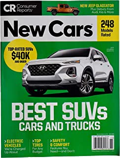 Suv 2019 Consumer Reports