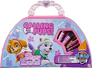 Speelgoed Up & Co - 030 661 - Malette para Colorear - La Patrulla de la Pata