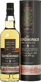 "Glendronach 8 Years Old The Hielan"" mit Geschenkverpackung Whisky 1 x 0.7 l"