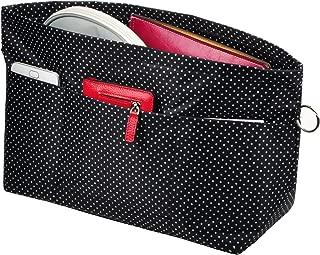 Handbag Purse Tote Pocketbook Organizer Insert Zipper Closure 11 Pockets 3 Sizes Many Colors