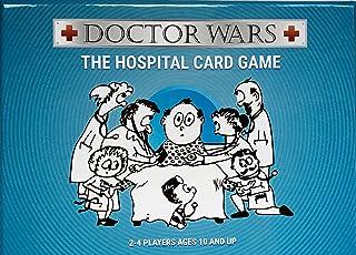 Doctor Wars Hospital Card Game