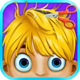 Hair Salon & Barber Kids Games : become the best hairdresser !
