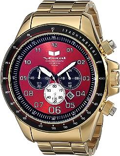 Vestal Men's ZR-3 Stainless Steel Chronograph Watch