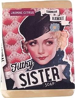 Filthy Farmgirl Handmade Hawaiian Soap (Filthy Sister Jasmie Citrus)