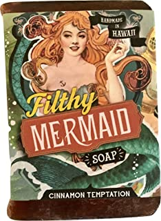 Filthy Mermaid Soap Cinnamon Temptation