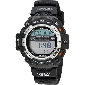 Casio Men's Twin Sensor Multi-Function Digital Sport Watch