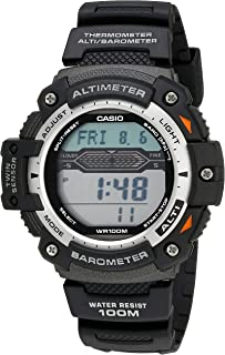 Casio Men's Twin Sensor Multi-Function Digital Sport Watch