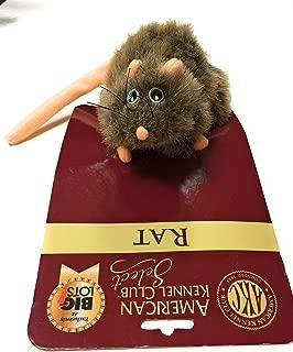 Best stuffed rat dog toy Reviews