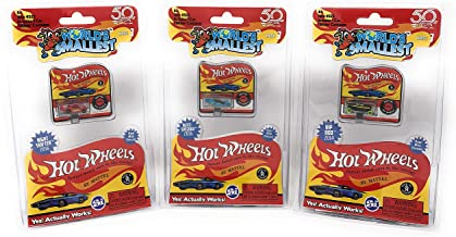 Best world's smallest hot wheels series 3 Reviews