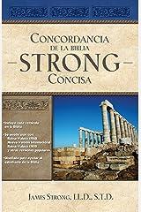 Concordancia de la Biblia Strong Concisa (Spanish Edition) Kindle Edition