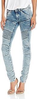 G-Star Raw Womens 60907-D020-424 5620 Custom Mid Rise Skinny Fit Jean in Tobin Superstretch