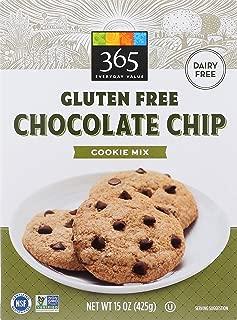 365 Everyday Value, Gluten Free Chocolate Chip Cookie Mix, 15 oz