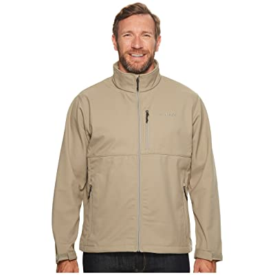 Columbia Big Tall Ascendertm Softshell Jacket (Tusk) Men