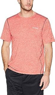 Columbia Men's Deschutes Runner Short Sleeve Shirt w/ Wicking Fabric