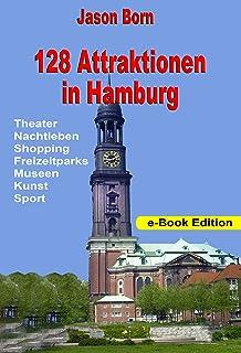 128 Attraktionen in Hamburg