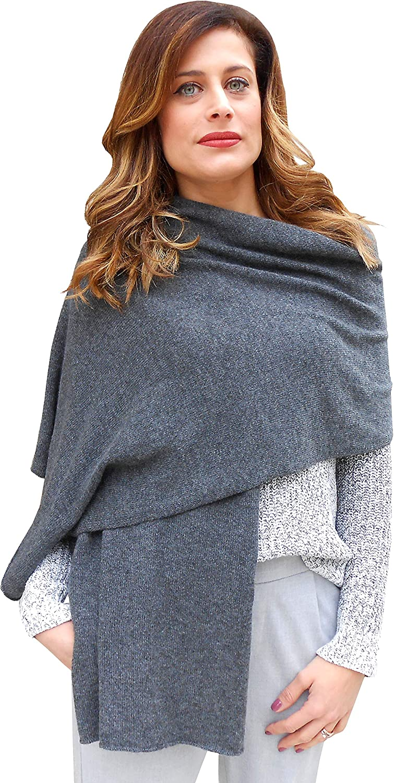 Cashmere Blanket Shawl Scarf Women Oversize