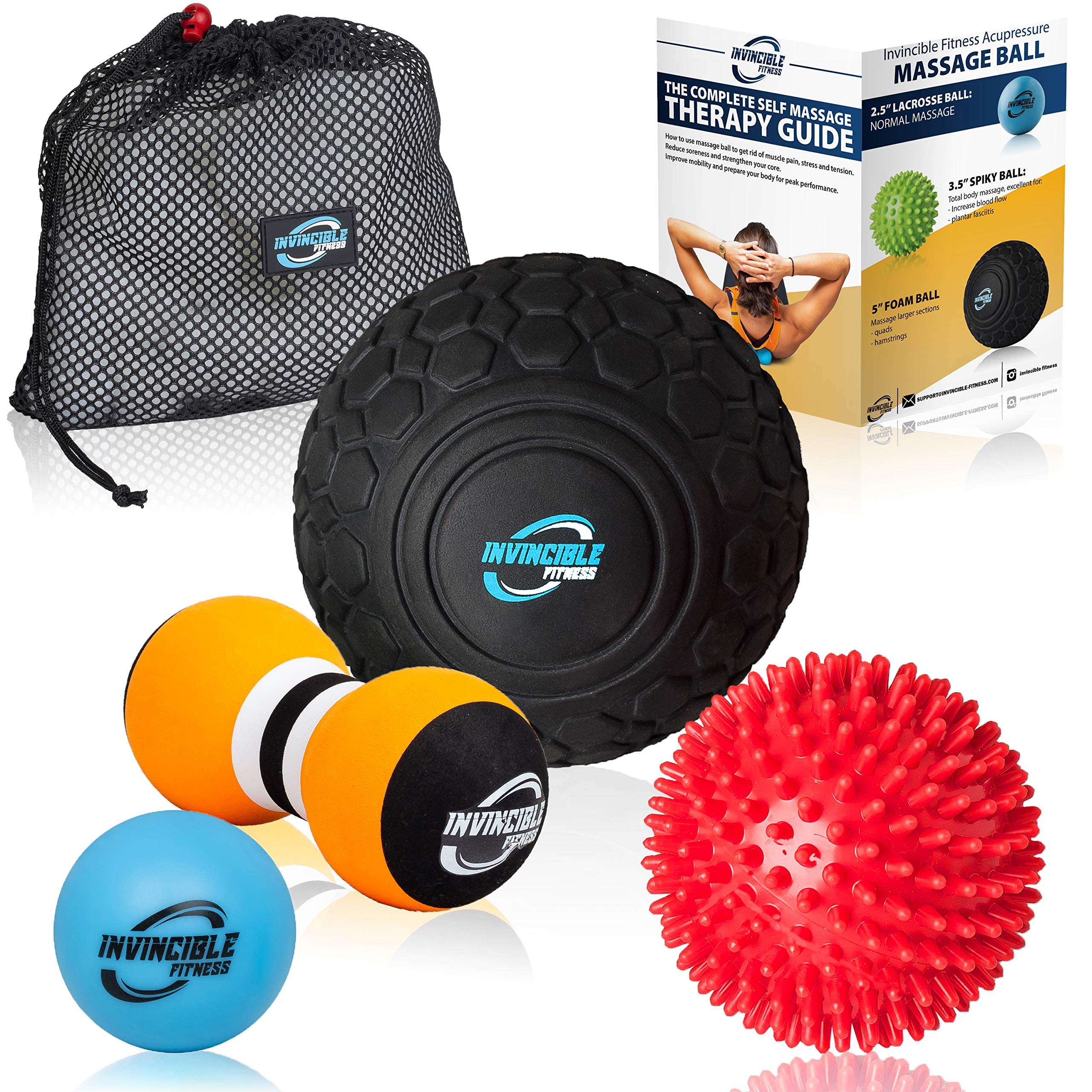Invincible Fitness Recovery Myofascial Fasciitis