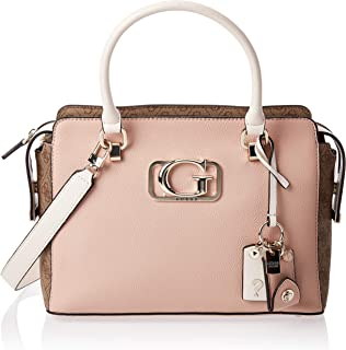 GUESS Women's Satchel Handbag, Rose - SG758306