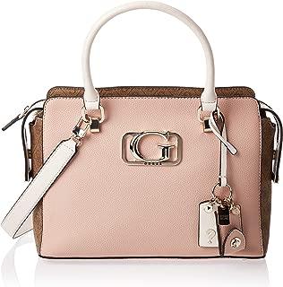 GUESS Women's Satchel Handbag, Rose - SG758306