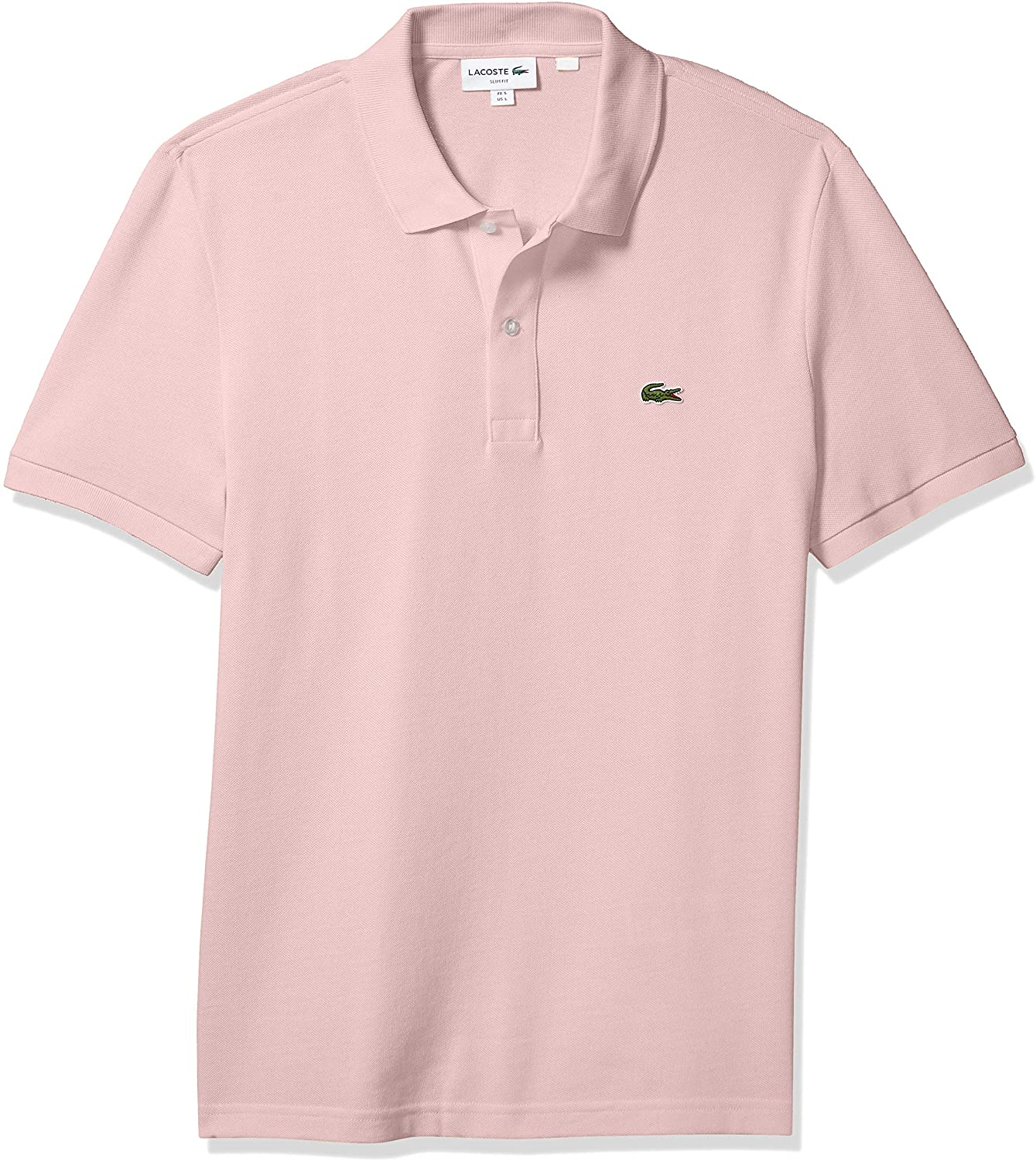 shipfree Lacoste Men's Classic Pique Slim Sleeve Fit Popular shop is the lowest price challenge Polo Short Shirt