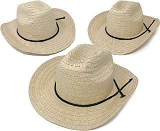 mini cowboy hats party favors