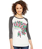 Rock and Roll Cowgirl - 3/4 Sleeve Knit 48T2101