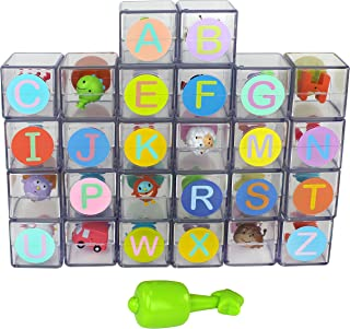 PlayMonster Mirari ABC Flip Flop Blocks
