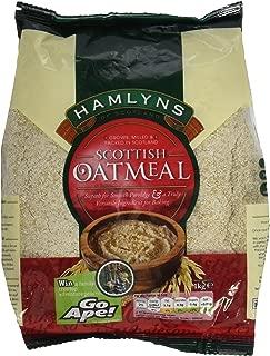 Hamlyn's Scottish Oatmeal, 35-Ounce