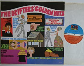 The Magic Hits of the Drifters (2 LP Set) [An Authentic Golden Treasury Collector's Edition]