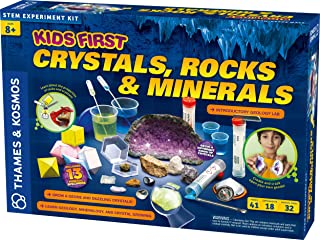 Best thames & kosmos crystals rocks & minerals experiment kit Reviews