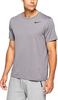 Nike Men's Breathe Short Sleeve Top