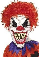 Smiffys Men's Scary Clown Mask