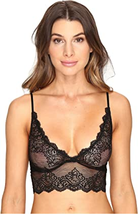 bd0ce987f6fd4b Only Hearts So Fine Lace Bralette at Zappos.com