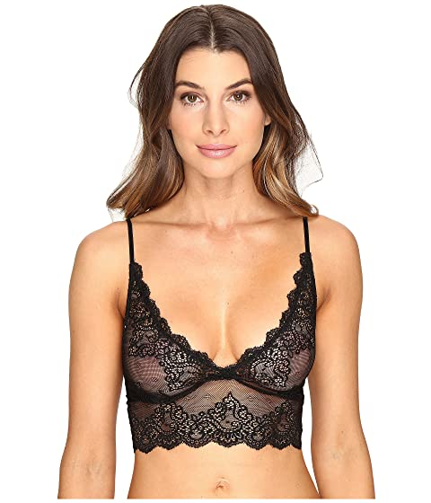 87493f117b946 Only Hearts So Fine Lace Long Line Bralette at Zappos.com