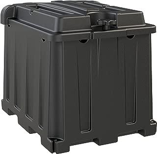 NOCO Black HM426 Dual 6-Volt GC2 Commercial-Grade Box for 6V Marine, RV, Boat, and Trailer Batteries