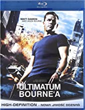 Bourne Ultimatum (English audio. English subtitles)