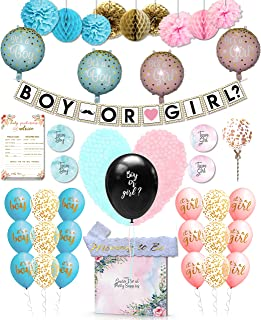 boy or girl party