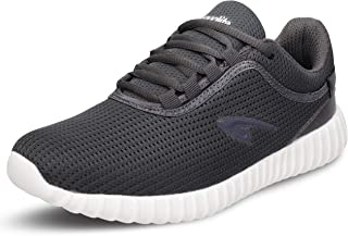 Aqualite Men MESH Dark Grey Dark Grey Running Shoes