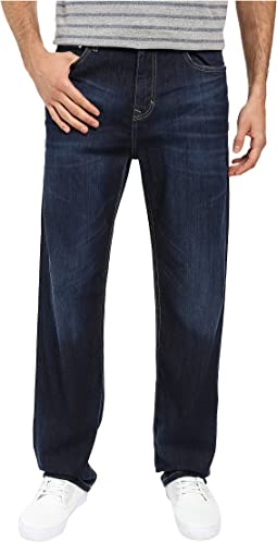 Calvin Klein Jeans Relaxed Straight in Deep Water