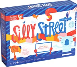 Buffalo Games Silly Street - The Award Winning Game That Gets You Up & Moving & Creative & Just Plain Silly