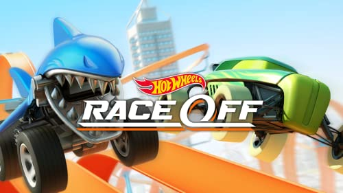 『Hot Wheels: Race Off』のトップ画像
