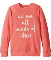 Billabong Kids - Sandy Cheeks Sweatshirt (Little Kids/Big Kids)