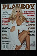PLAYBOY US 1996 01 DENNIS RODMAN A TUMULTUOUS YEAR IN SEX ANAIS NIN Victoria Fuller Pamela Anderson Johnny Depp