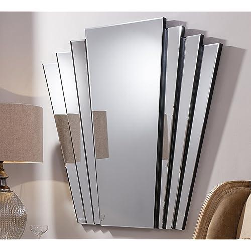 Astounding Art Deco Mirror Amazon Co Uk Download Free Architecture Designs Terchretrmadebymaigaardcom