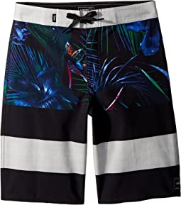 Vans Kids Era Stretch Boardshorts (Little Kids/Big Kids)