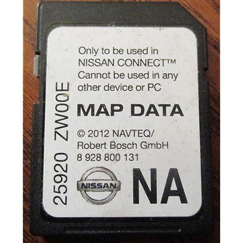 NAVTEQ MAP SD: Amazon com