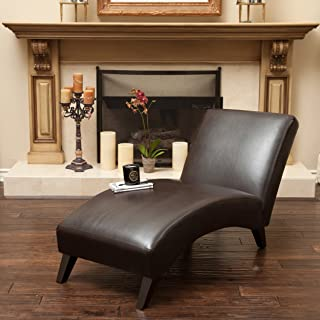 Christopher Knight Home 295239 Finlay Chaise Lounge, Brown