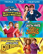 Austin Powers Triple Feature (International Man of Mystery / The Spy Who Shagged Me / Goldmember)